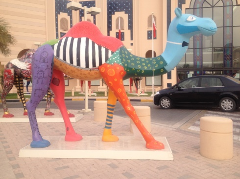 A Camel of Many Colours