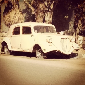 Vintage Cairo